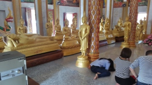 in December of 2014 I went to the Big Buddha temple in Phuket for the day