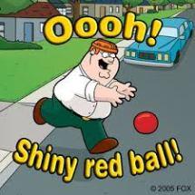 shinyRedBall